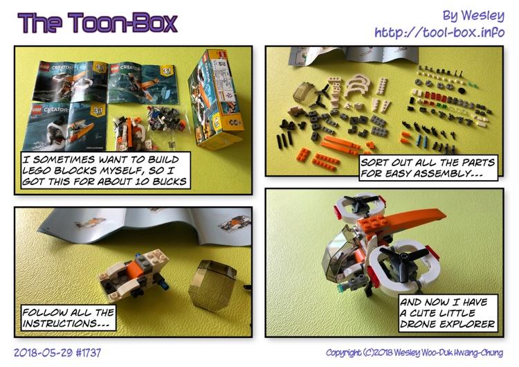 lego toy tag